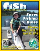 2012-2013 Fishing in Washington Rules Pamphlet