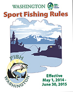2014-2015 Fishing in Washington Rules Pamphlet