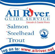 "Guide You To Fish Northwest - A Licensed Division of All River Guide Service, Inc. �   ""Let Us Guide You To Fish Today"""