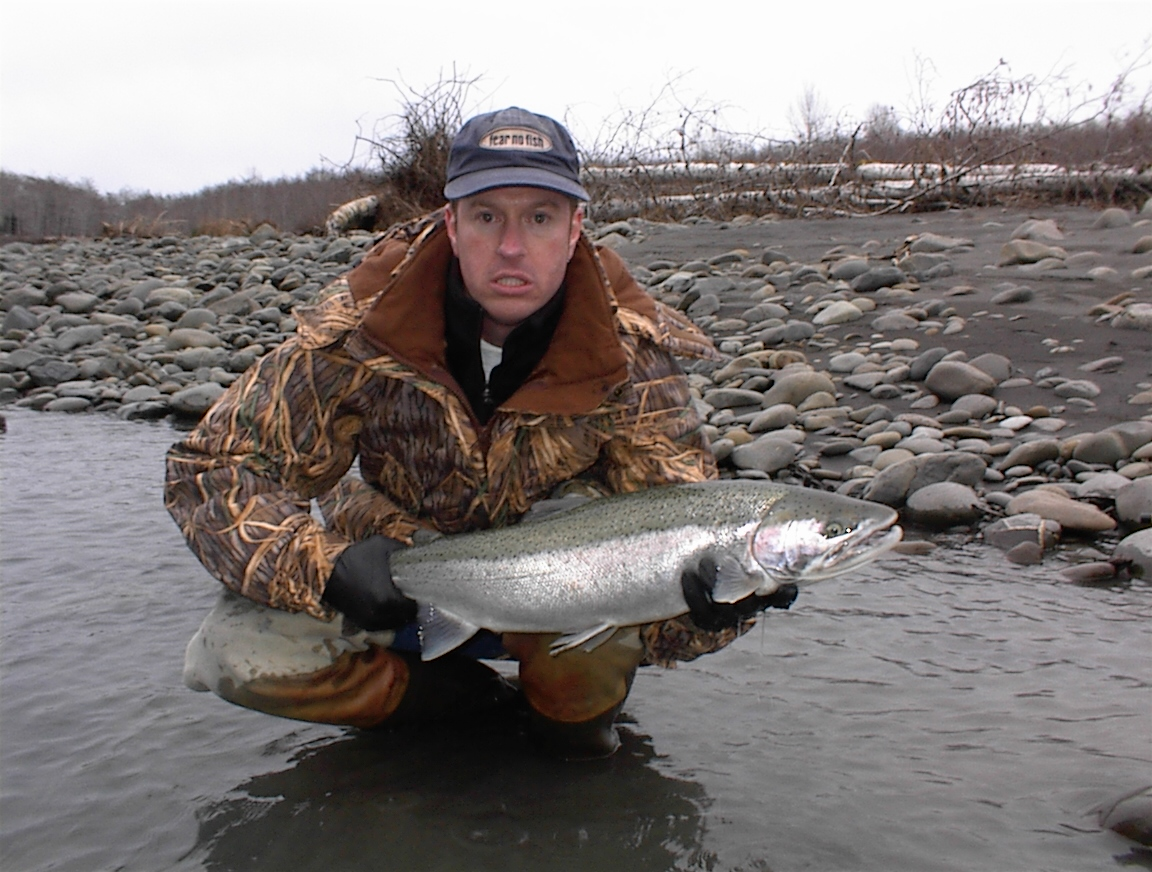 Hoh River Winter Steelhead