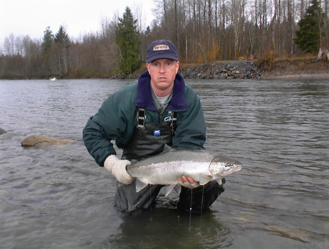 Native Catch & Release Steelhead