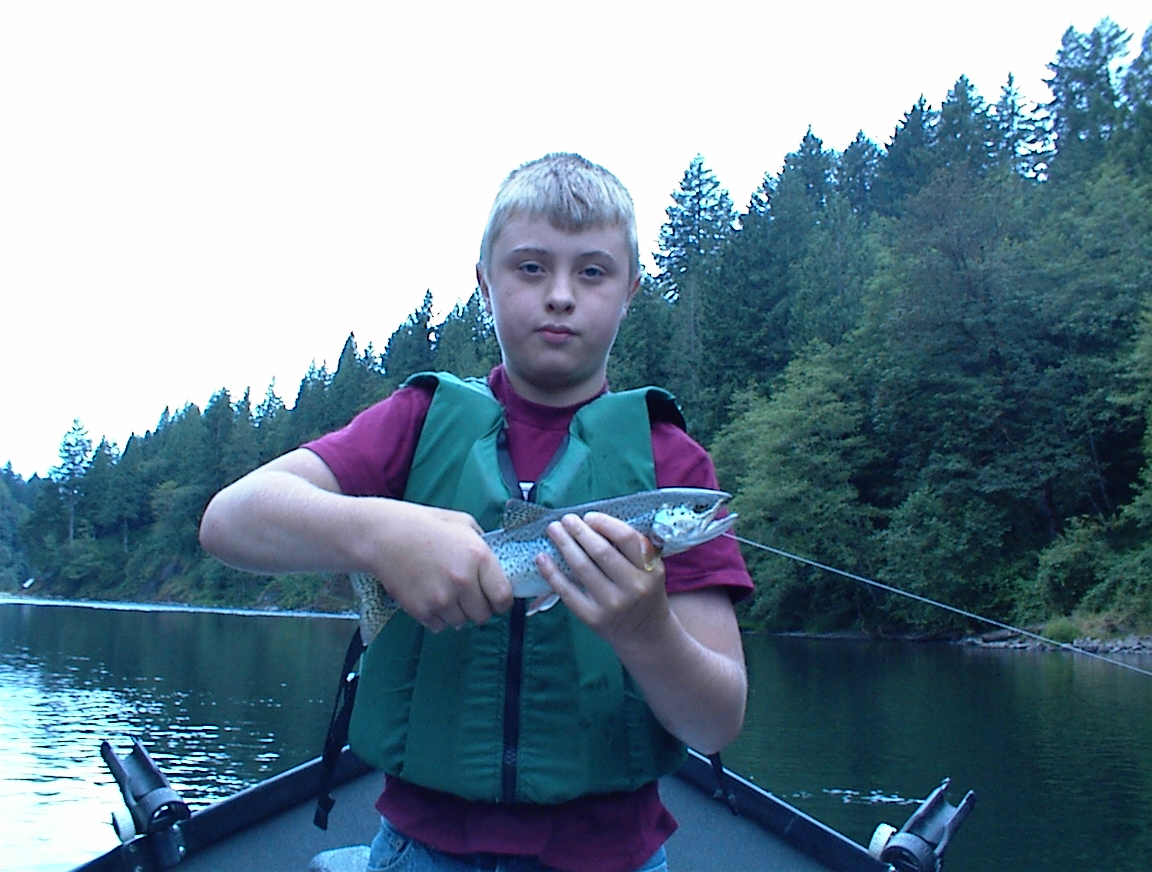 Lewis River Trout