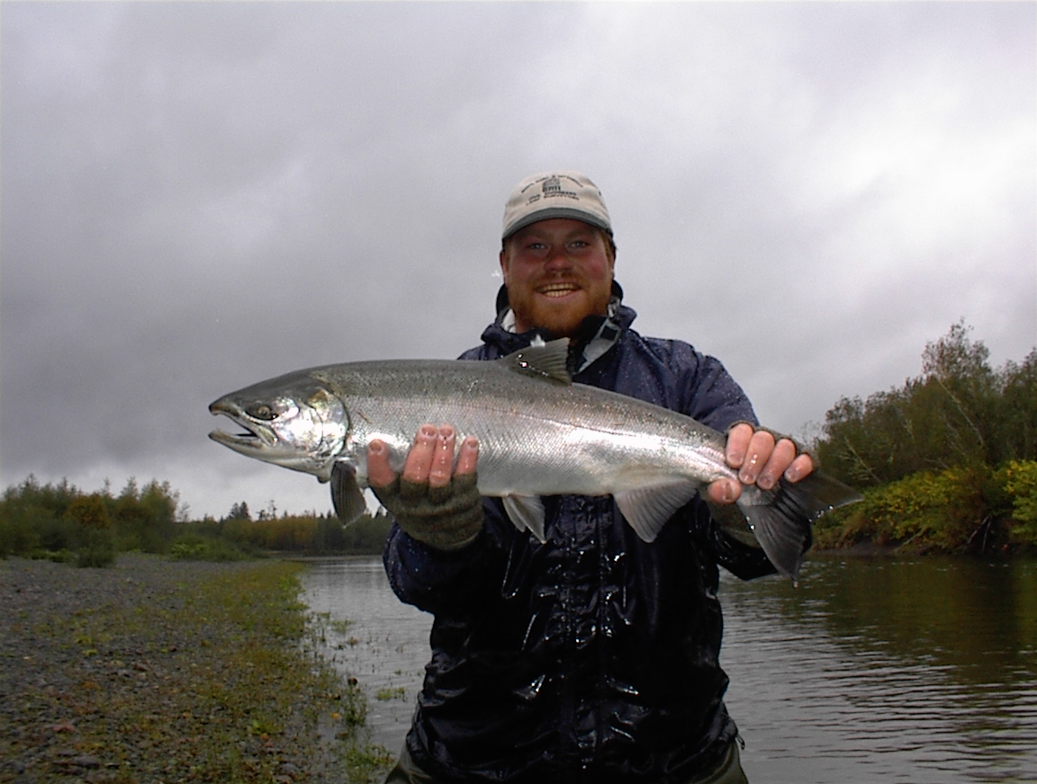 Humptulips River Coho Salmon