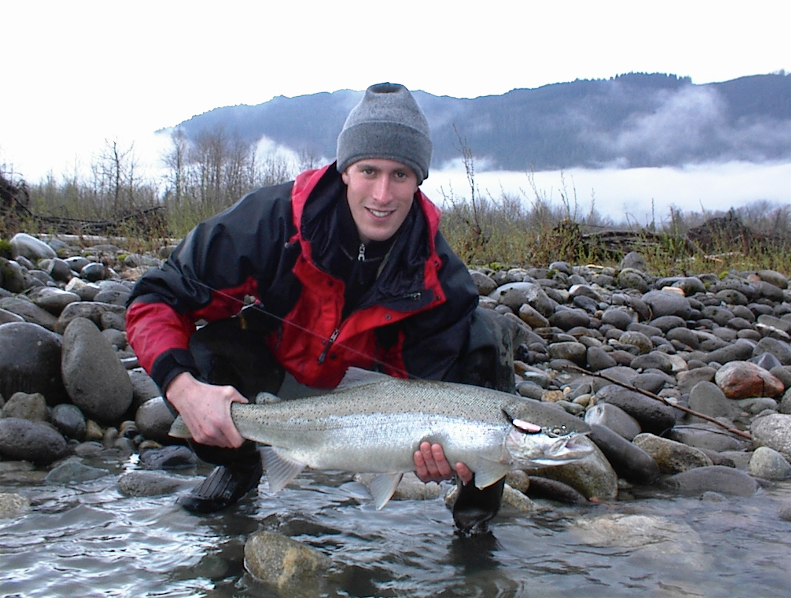 Sauk River Steelhead - Catch & Release