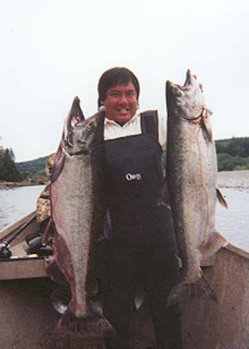 Coastal Fall Chinook Salmon