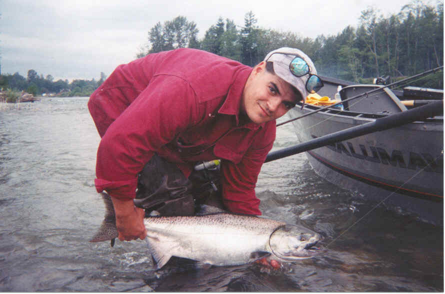 Skykomish River Summer Chinook Salmon