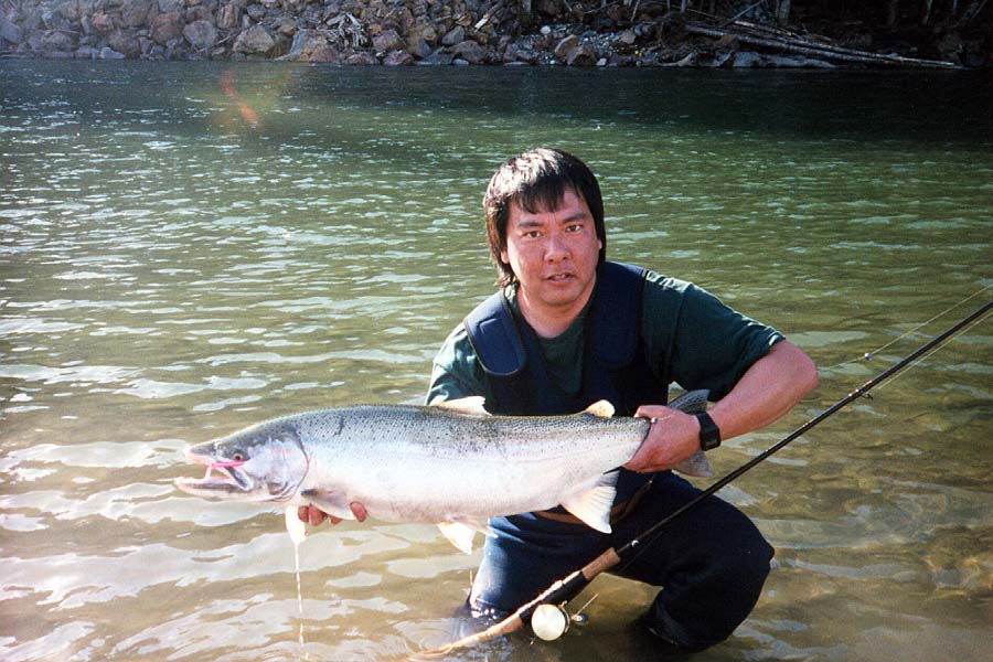Sauk River Native Steelhead - Catch & Release